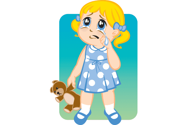 Cry clipart stranger anxiety. What i learned about
