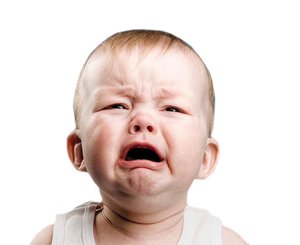 Crying baby png. Download image arts