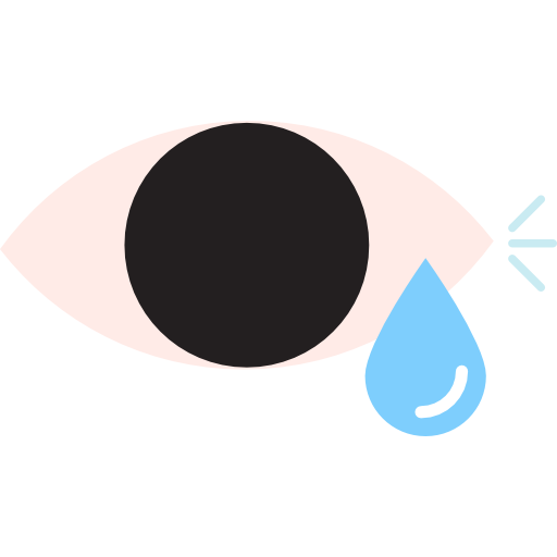 Crying eye png. Tear cry emoticons square