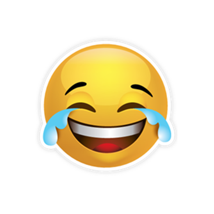 Tears of joy roblox. Crying laughing emoji png clip free download
