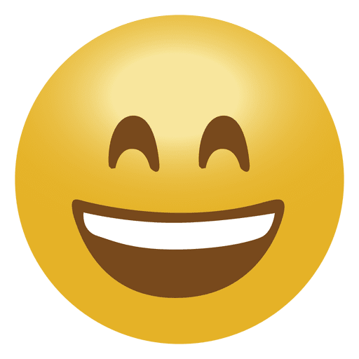 Crying laughing emoji png. Laugh emoticon transparent svg