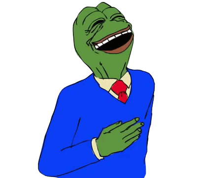 Crying pepe png. The frog dlpng great