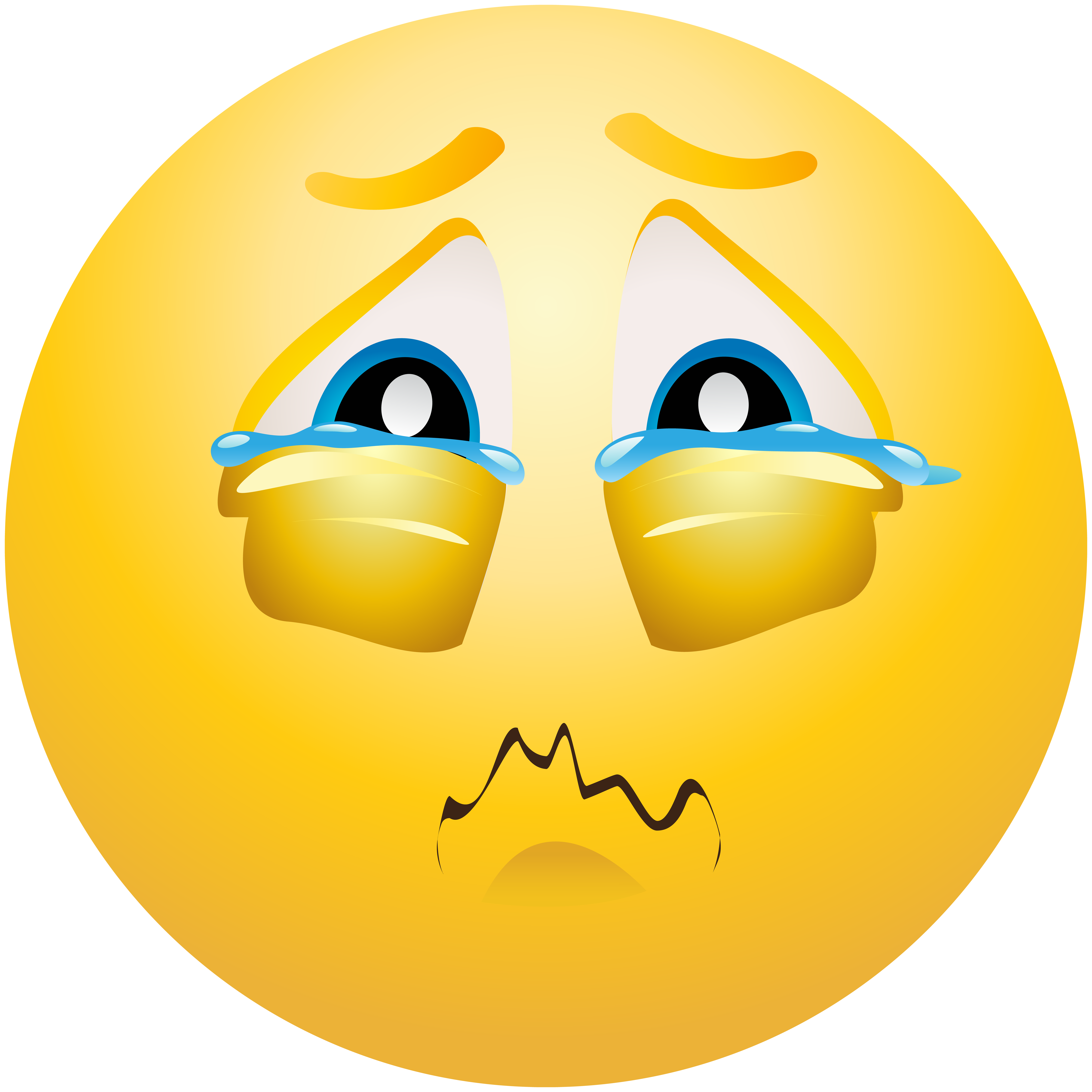 Crying smiley png. Emoticon best web clipart