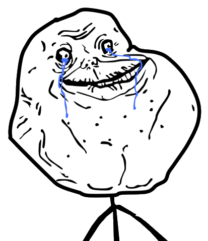 Memes png sin fondo. Image char forever alone