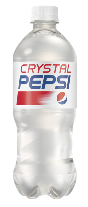 Crystal pepsi png. Throwback tour a tribute