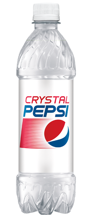 Crystal pepsi png. Official site for pepsico