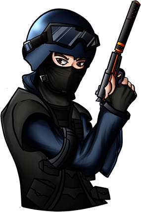 Csgo avatar png. K nd check players