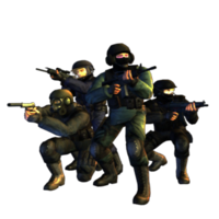 Csgo counter terrorist png. Strike global offensive unused