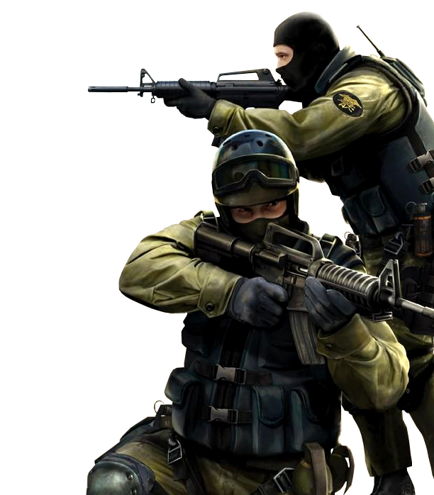 Counter strike counter terrorist png. Transparent images pluspng download