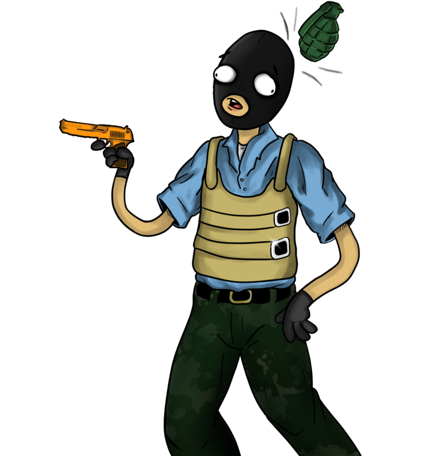 Csgo character png. Request by milky operation