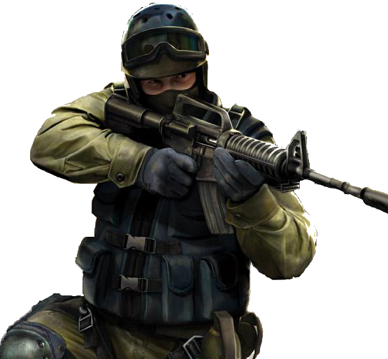 Csgo counter terrorist png. Strike source global offensive