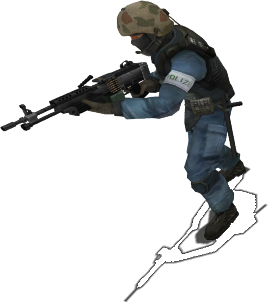 Counter strike counter terrorist png. Gsg zombie escape wiki