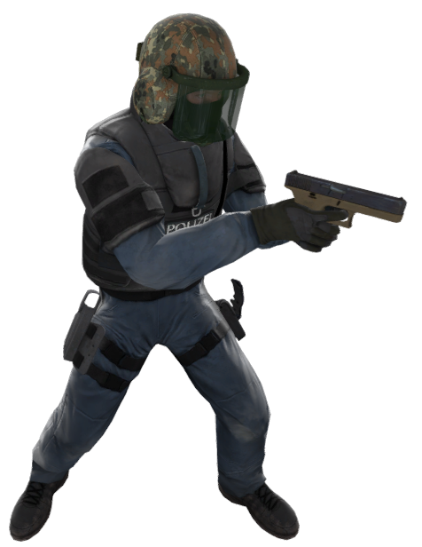 Csgo ct png. Image p glock counter