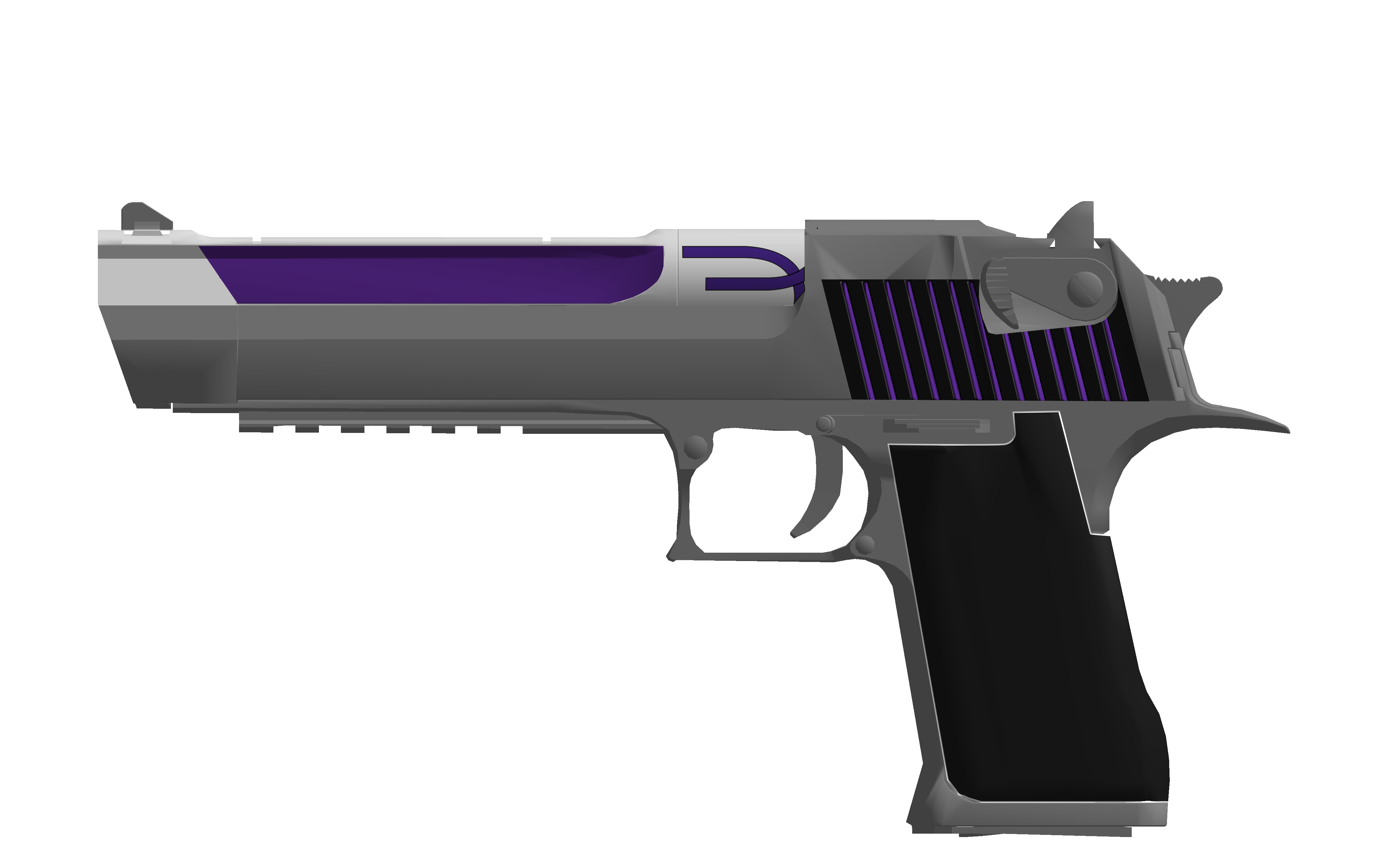 Csgo desert eagle png. Pc wip polycount