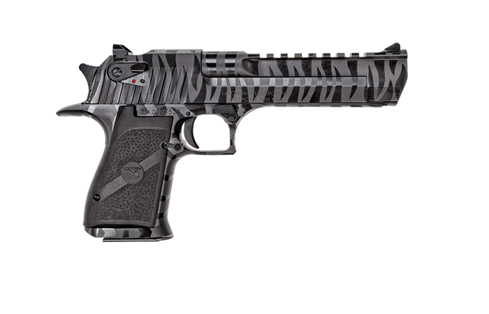 drawing pistol desert eagle