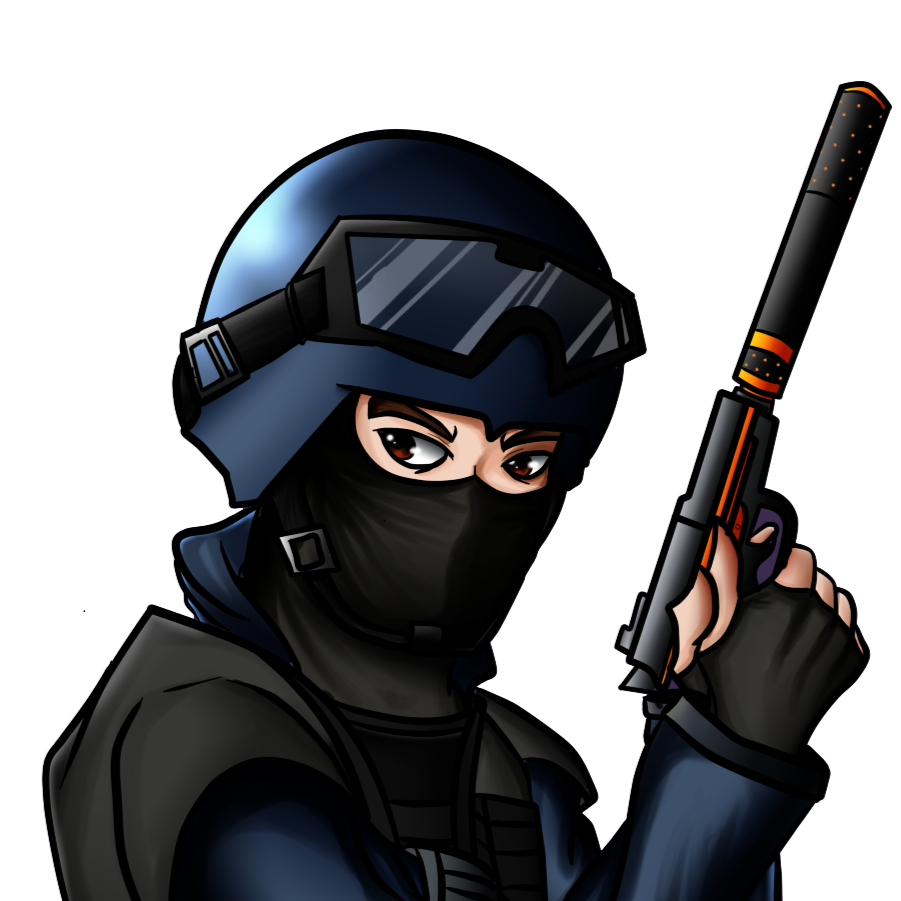 Csgo guy png. Play users ifighter personal