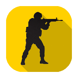 Icons vector free and. Csgo icon png image black and white