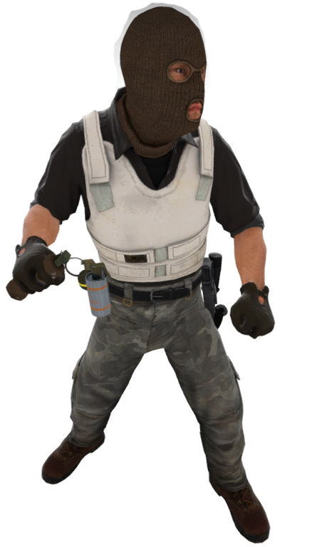 Csgo player model png. Image p flashbang ct