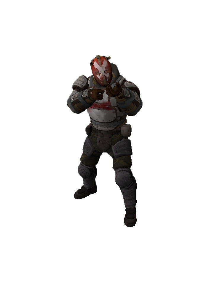 New co op strike. Csgo player model png vector black and white stock