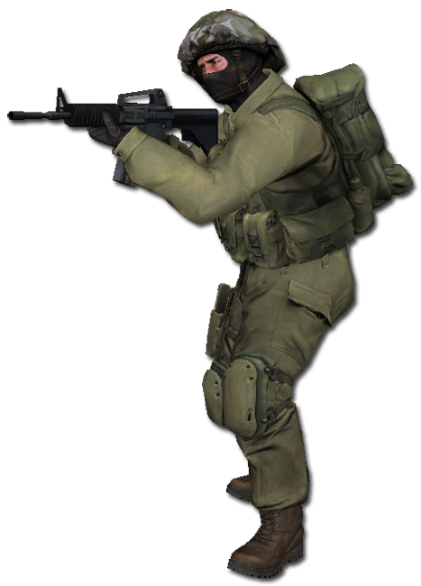 Csgo player png. Avatan plus cs go