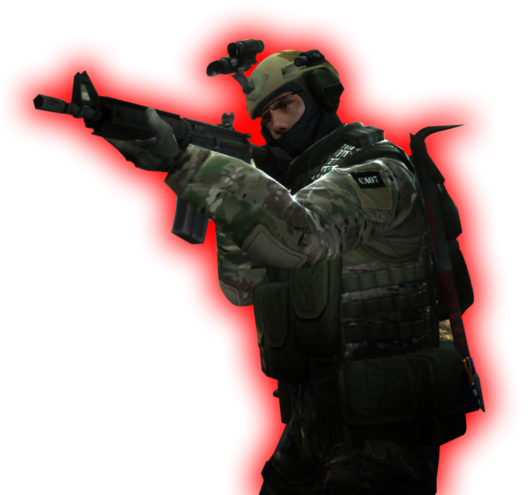 Csgo player png. Counter strike global offensive