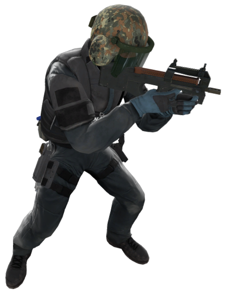 Cs go counter terrorist png. Image p csgo strike
