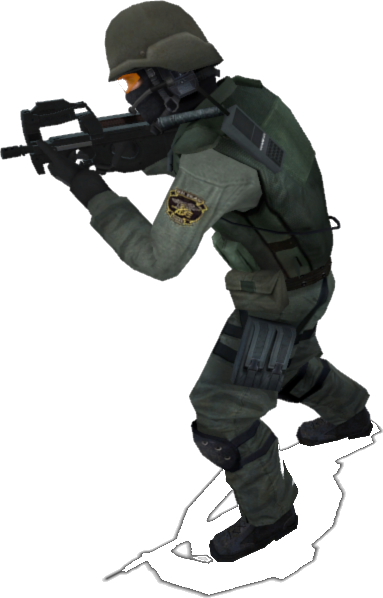 Csgo terrorist png. Seal team counter zombie