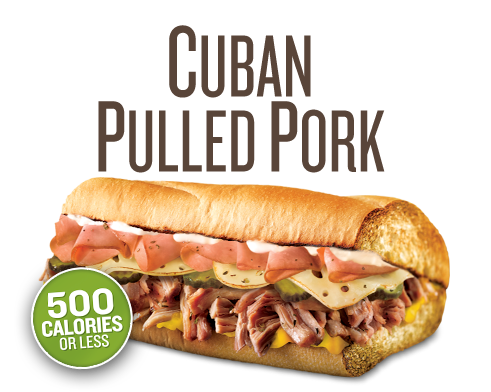 Pork sandwich png. Cuban with pulled