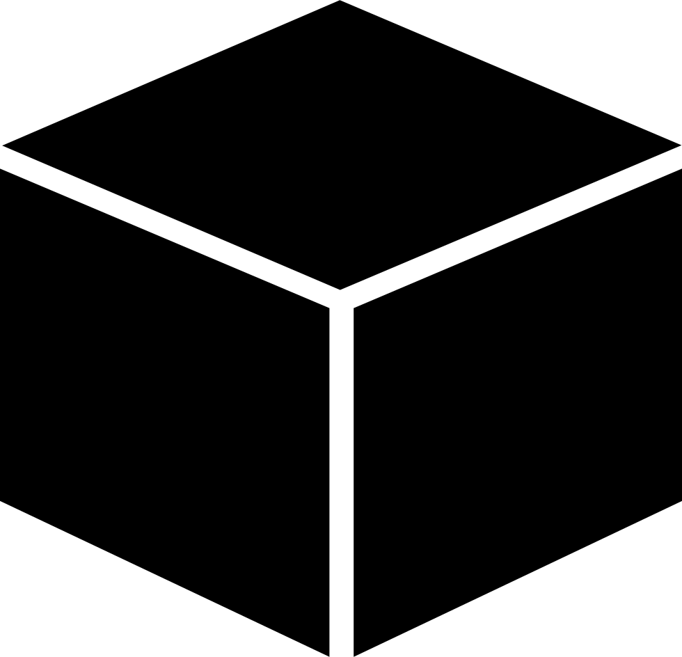 Svg box. Cube d png icon