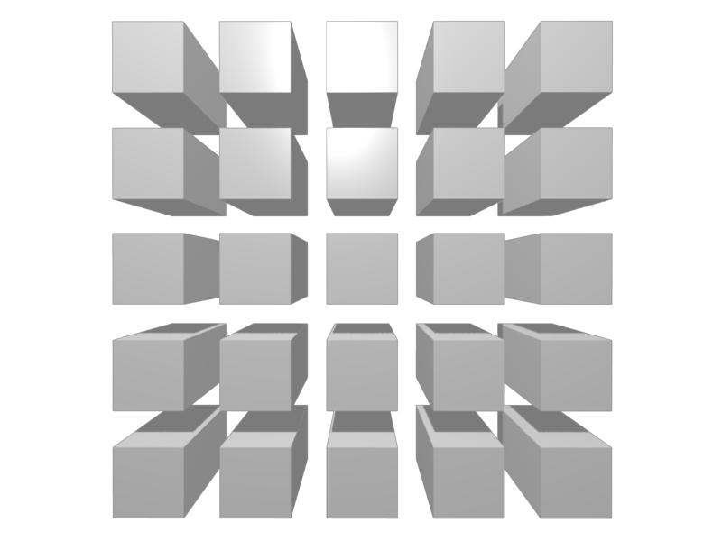 Cube 3d png. File perspective cubes wikipedia