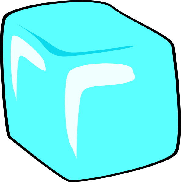 Cube clip ice. Clipart at getdrawings com