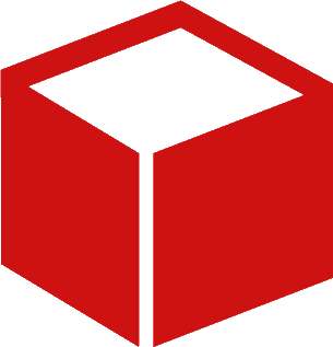 Cube clip red. Home redcube crm application