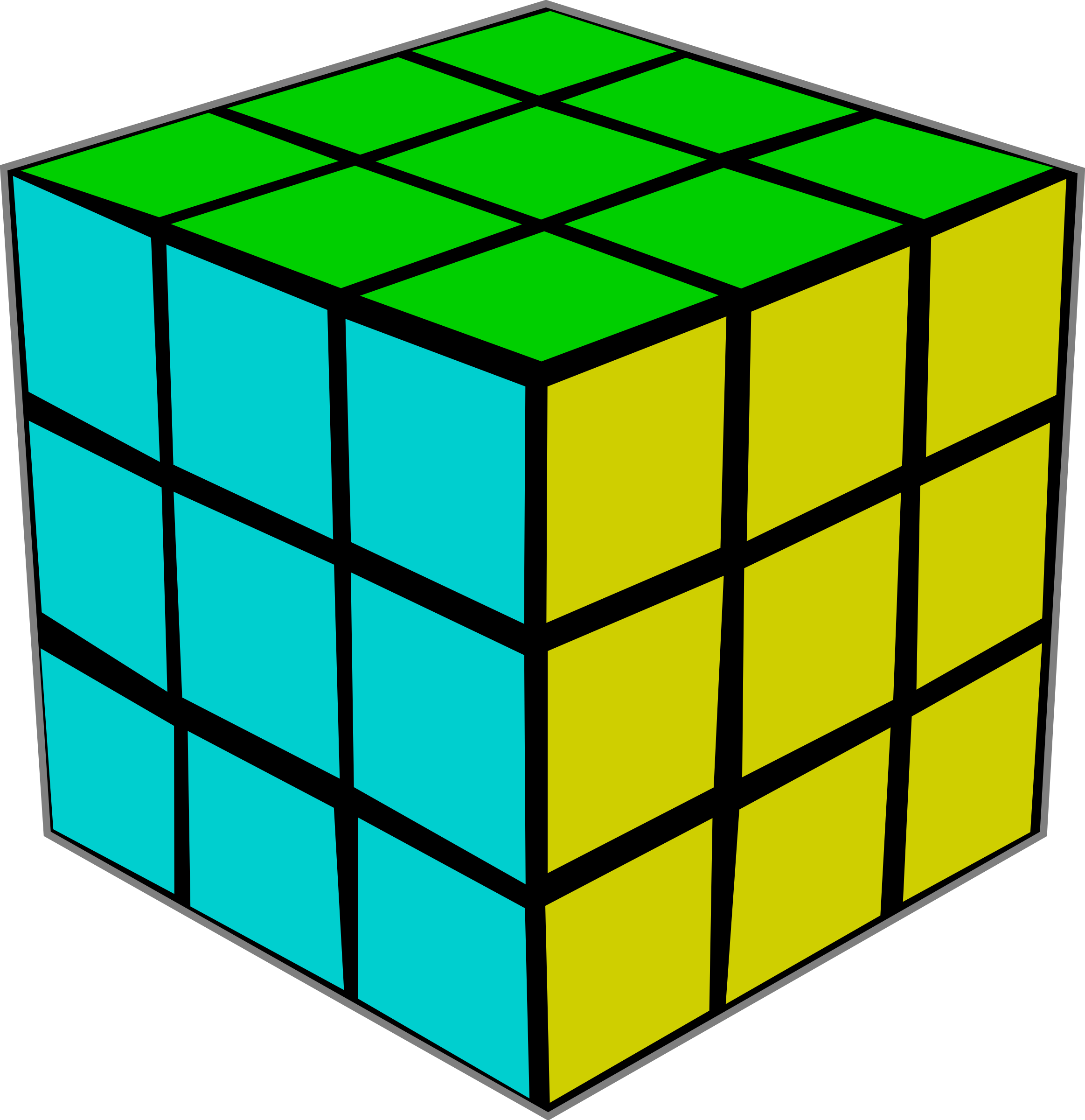Cube clipart png. Rubik s image purepng