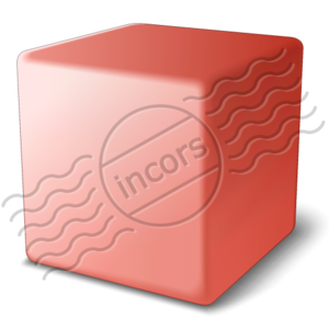 Cubes vector red. Cube free images at