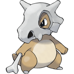 Cubone drawing easy. Pok mon bulbapedia the