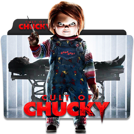 Cult of chucky png. Folder icon by chaser