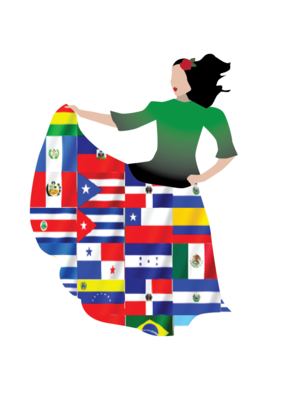 Culture clipart culture latin america. Paying tribute to hispanic