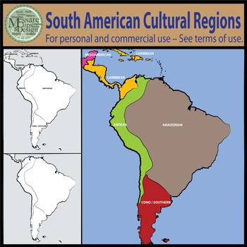 Culture clipart culture latin america. Map south american native