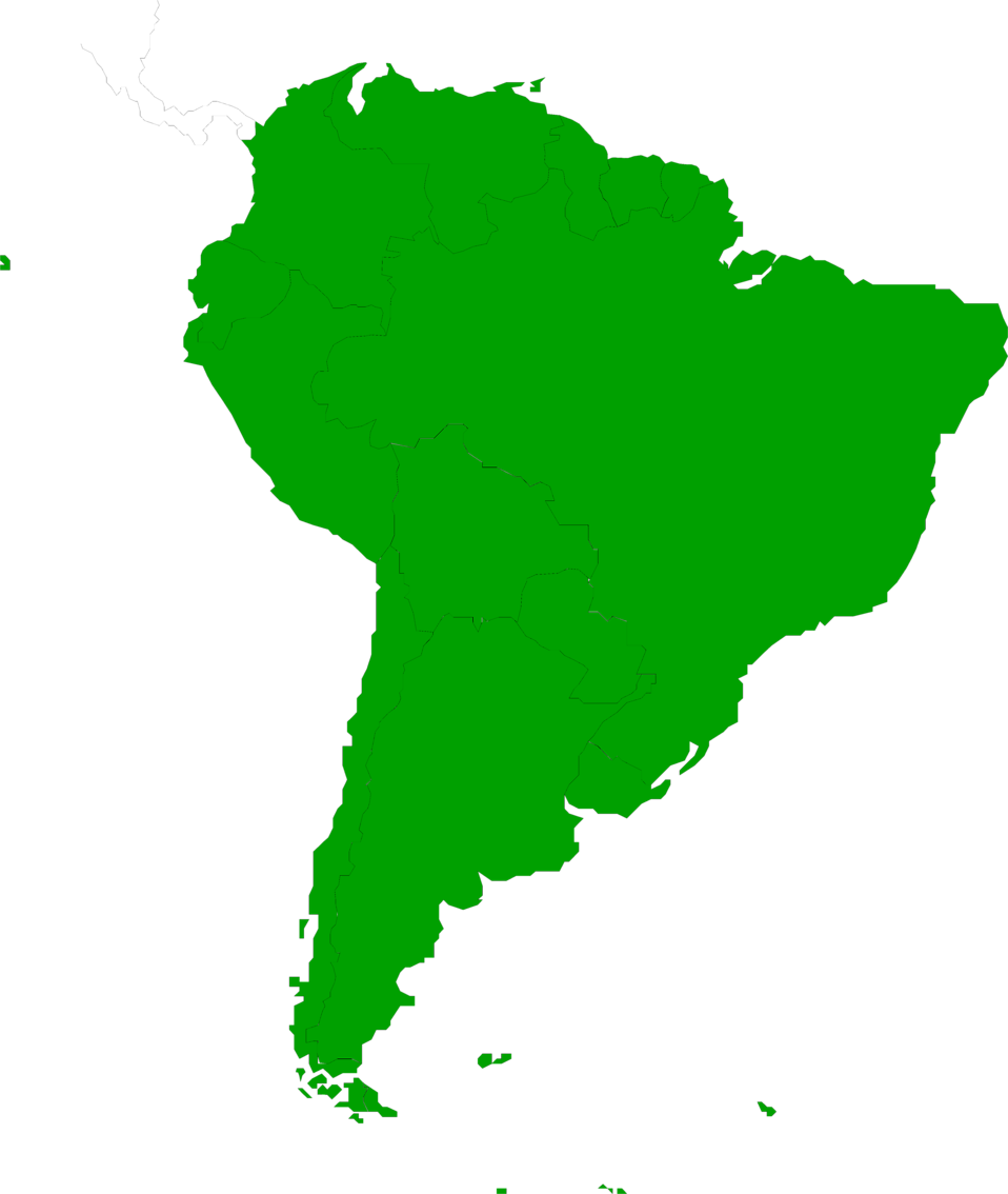 South america outline png. Free cliparts download clip
