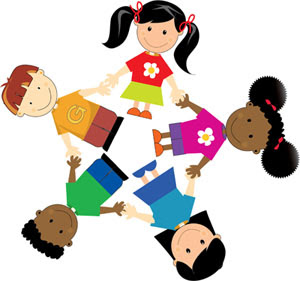 Culture clipart multicultural. Children at getdrawings com