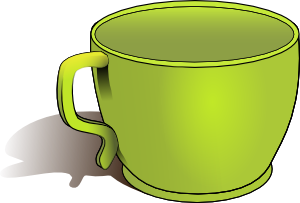 Clip art at clker. Cup clipart png freeuse stock