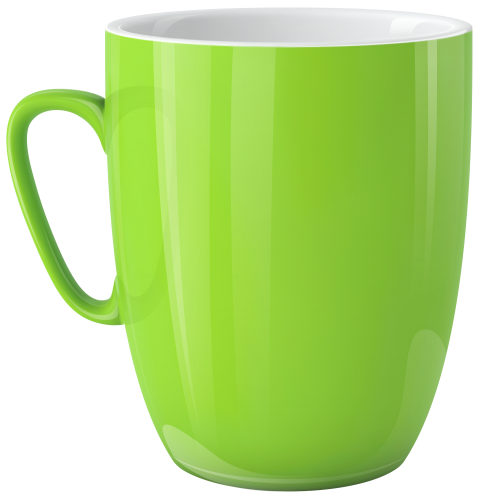 Cup clipart png. Green best web