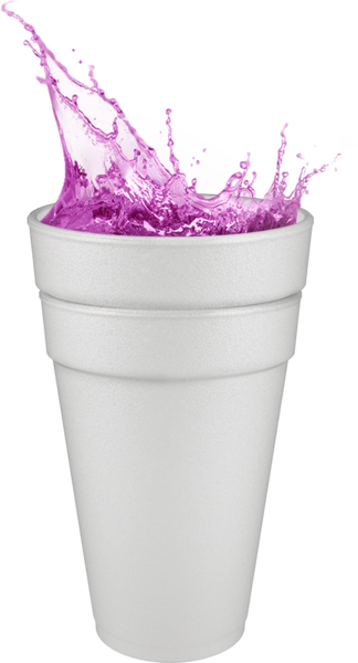 Cup of lean png
