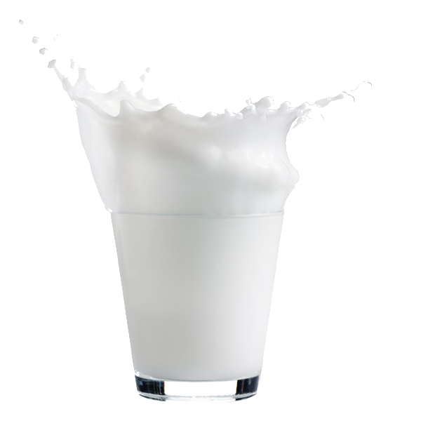milk glass splash png