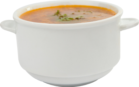 Cup of soup png.