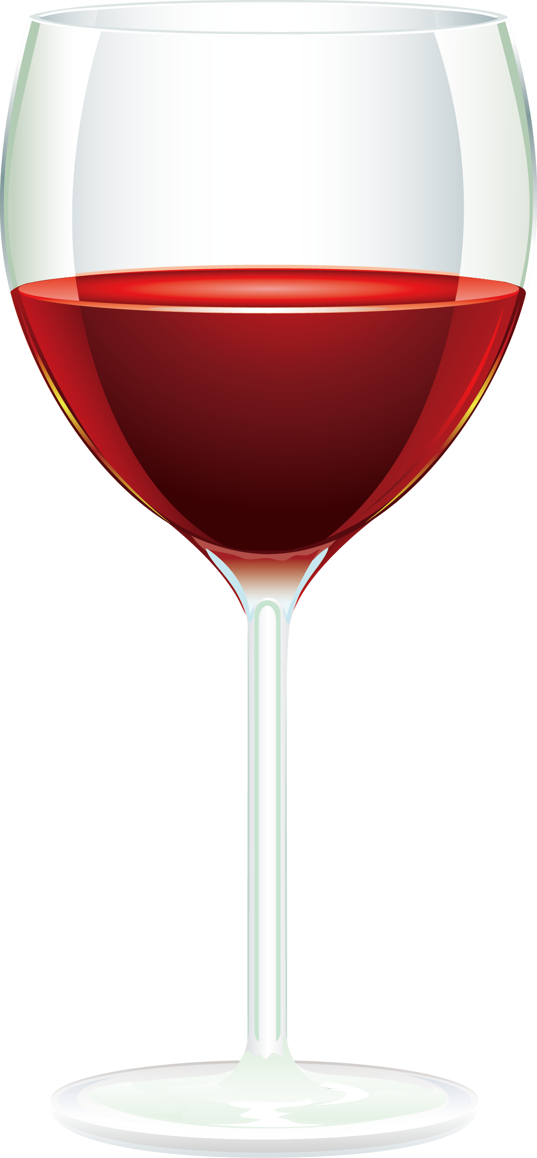 Cup of wine png. Red cocktail glass design