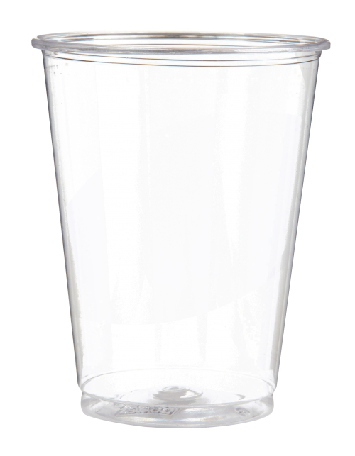 cup transparent plastic