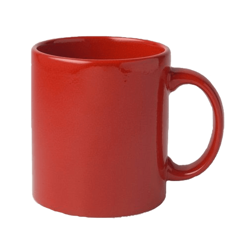 Red mug png stickpng. Cup transparent image free download