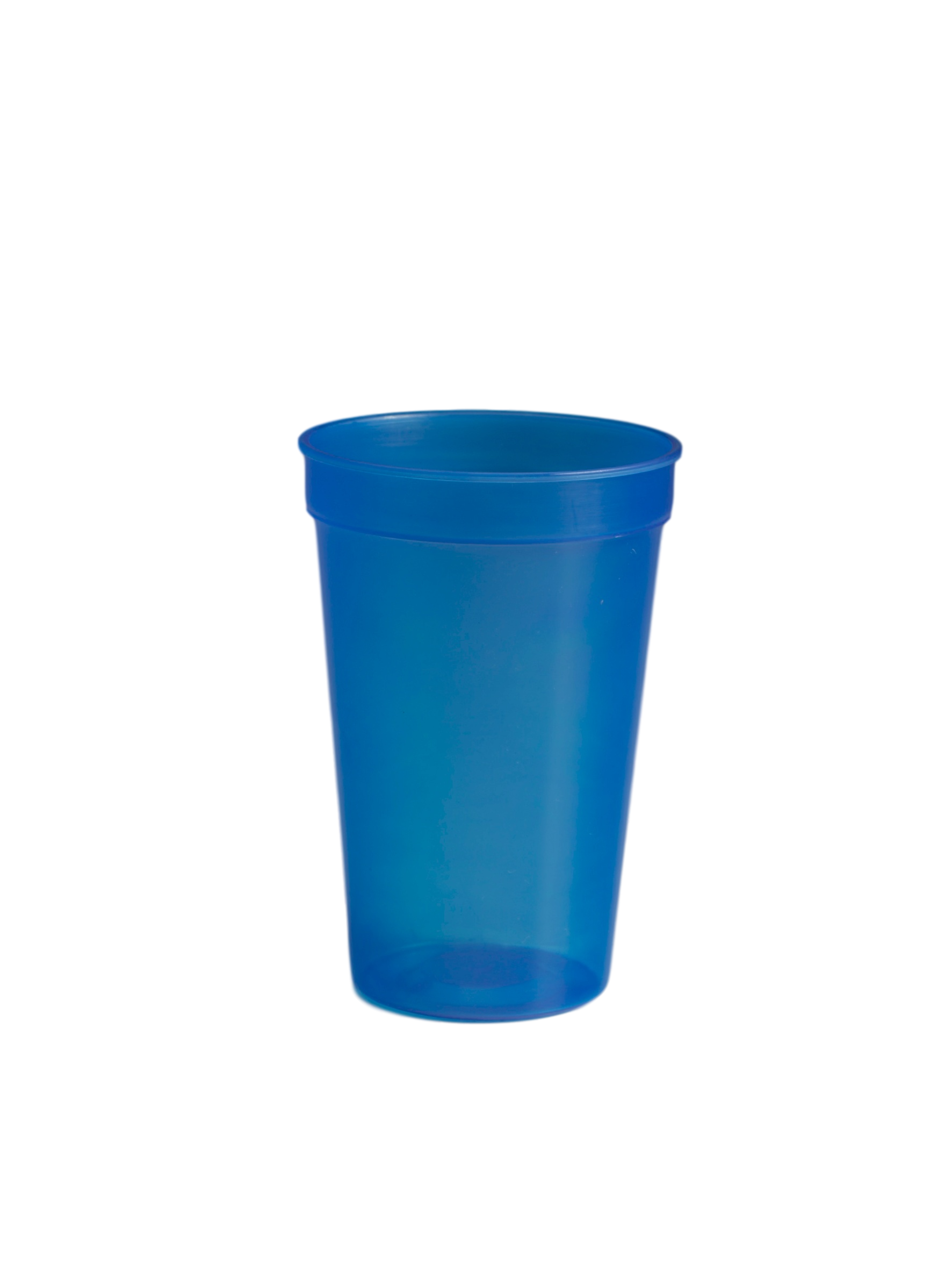Cup transparent translucent. Oz reusable stadium