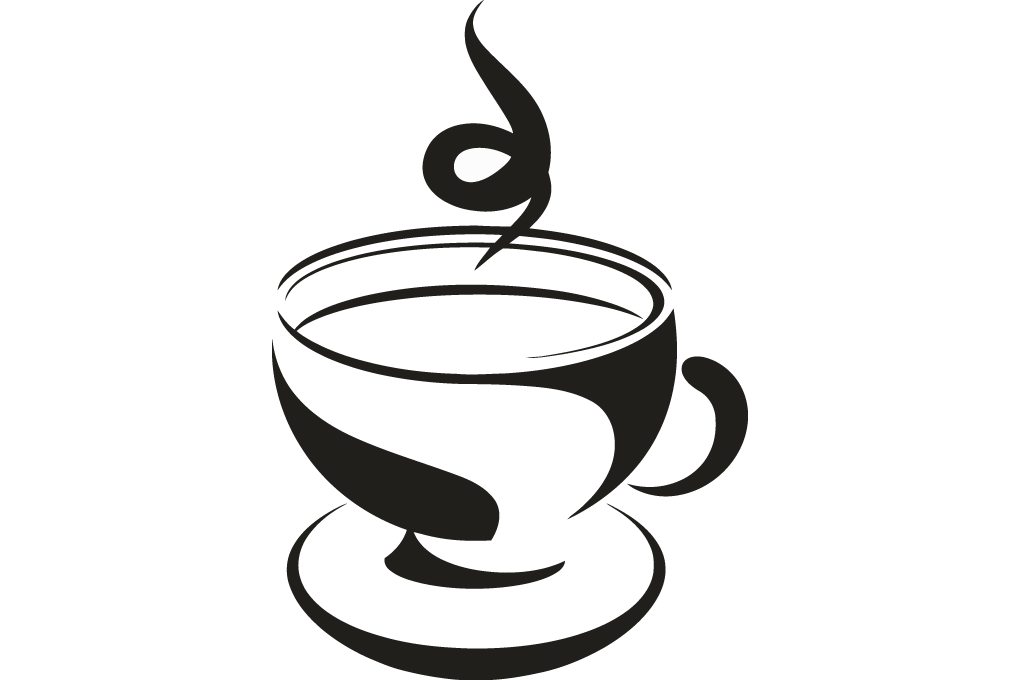 Cup vector png. Saucer and tea image